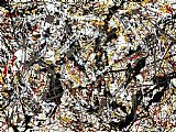 Jackson Pollock Untitled, 1948 painting
