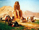Memnon And Sesostris