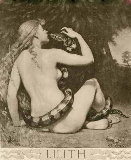 John Collier Lilith 2