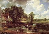 John Constable The Haywain 1821 painting