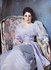 John Singer Sargent Lady Agnew painting