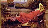 John William Waterhouse Ariadne painting