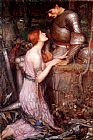 John William Waterhouse Lamia 1905 painting