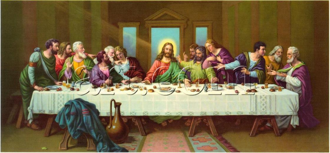 Leonardo da Vinci picture of last supper Painting | Best ... Da Vinci Last Supper Original