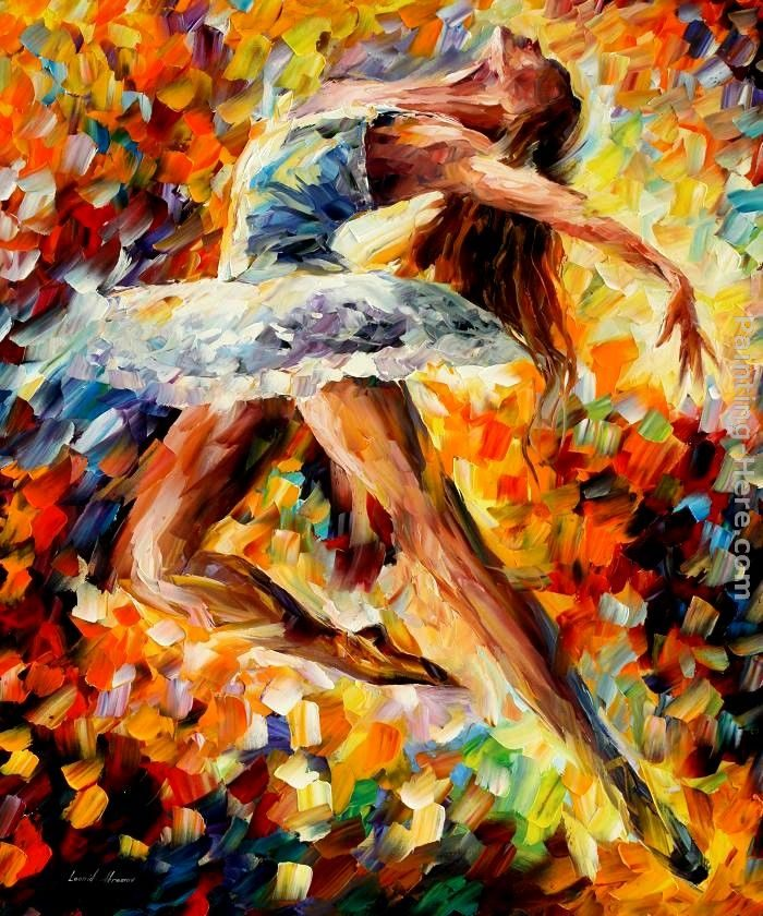 Leonid afremov elevation painting best paintings for sale for Best painting images