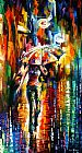 Leonid Afremov UMBRELLA painting