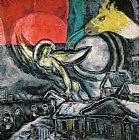 Marc Chagall Easter painting
