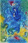 Marc Chagall Magic Flute painting