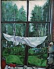 Marc Chagall Window in the Country painting