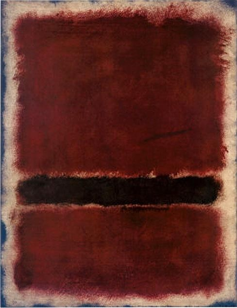 Mark Rothko Untitled 1963