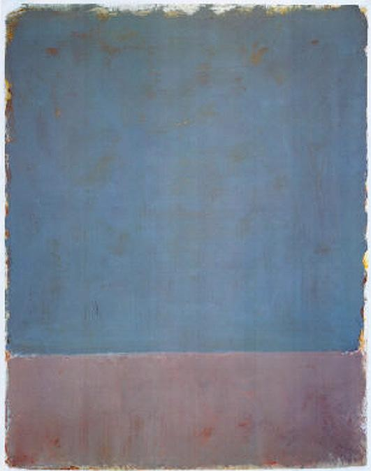 Framed Mark Rothko Untitled3 Giclee Canvas Print Paintings Poster Reproduction