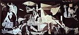 Pablo Picasso Guernica painting