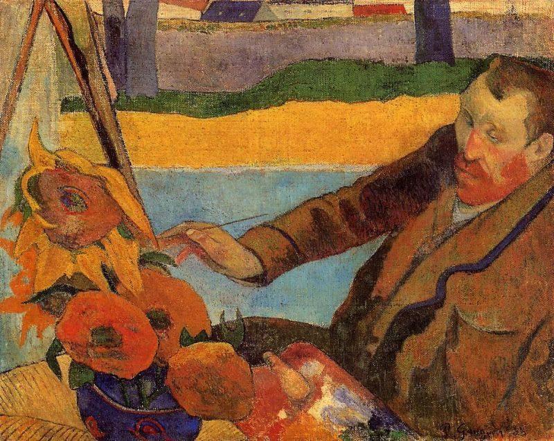 Vincent Van Gogh Doctor Who Vincent Van Gogh Painting