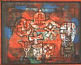 Paul Klee Chinese Porcelain painting