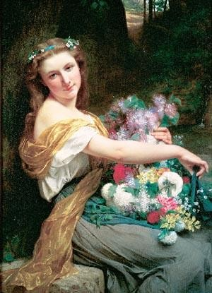 Pierre-Auguste Cot Dionysia I