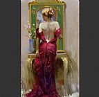 Pino Elegant Seduction painting