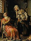 Tobit and Anna with a Kid