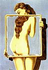Rene Magritte Dangerous Liaisons painting