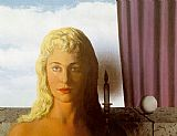 Rene Magritte The Ignorant Fairy painting