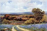 Robert Wood Texas Spring painting