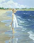 Sally Swatland Oil on canvas painting