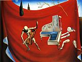 Salvador Dali Music The Red Orchestra The Seven Arts painting