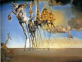 Salvador Dali The Temptation of St. Anthony painting