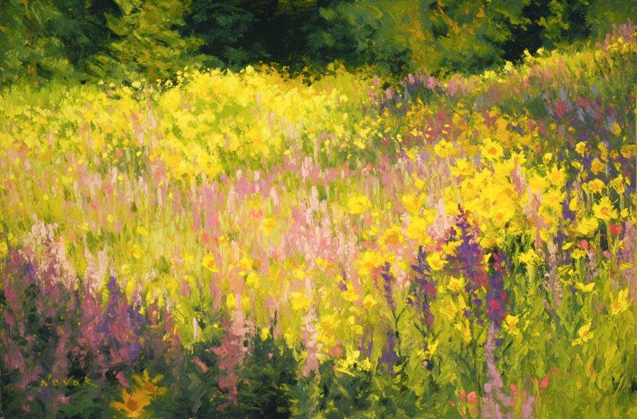 Shirley Novak Paintings For Sale