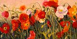 the boating party lunch Paintings - Poppy Party