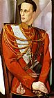 Tamara de Lempicka Portrait of Grand Duke Gabriel painting