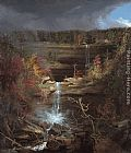 Thomas Cole Falls of the Kaaterskill painting