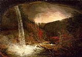 Thomas Cole Kaaterskill Falls painting