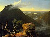 Thomas Cole Sunny Morning on the Hudson River painting