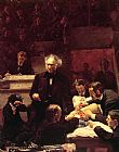Thomas Eakins The Gross Clinic painting