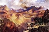 Thomas Moran Grand Canyon 2 painting