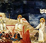Unknown Artist Life of Mary Magdalene Noli me tangere By Giotto painting