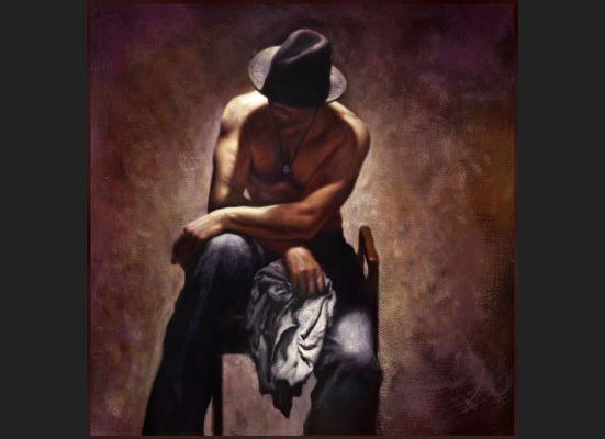 Unknown Artist Quiet Time by Hamish Blakely