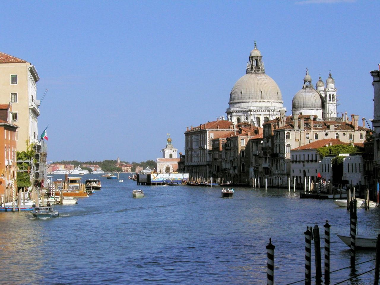 Unknown Artist Venice's Grand Canal