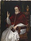 Unknown Artist Portrait of Pope Pius V painting