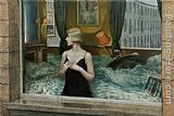 Unknown Artist The trouble with time by Mike Worrall painting