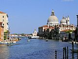 Unknown Artist Venice's Grand Canal painting