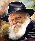 Unknown Artist rebbe painting