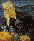 Vincent van Gogh Portrait of Dr. Gachet painting