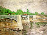 The Seine with the Pont de la Grand Jatte