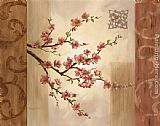 Vivian Flasch Blossom Branch I painting