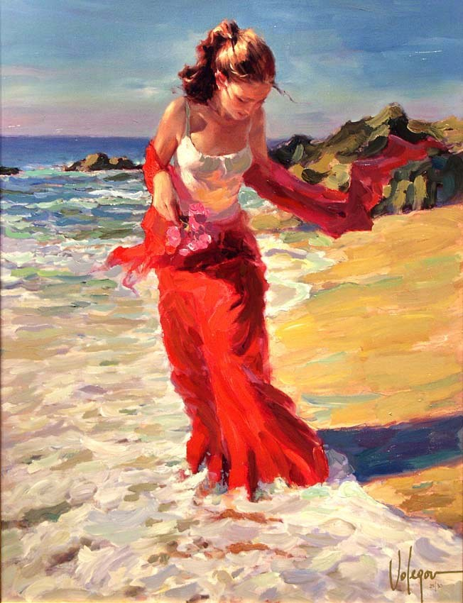 Vladimir Volegov Beyond the Sea