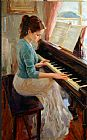 Vladimir Volegov Familiar Melody painting