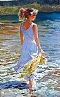 Vladimir Volegov Low Tide painting