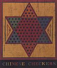 Warren Kimble Chinese Checkers painting