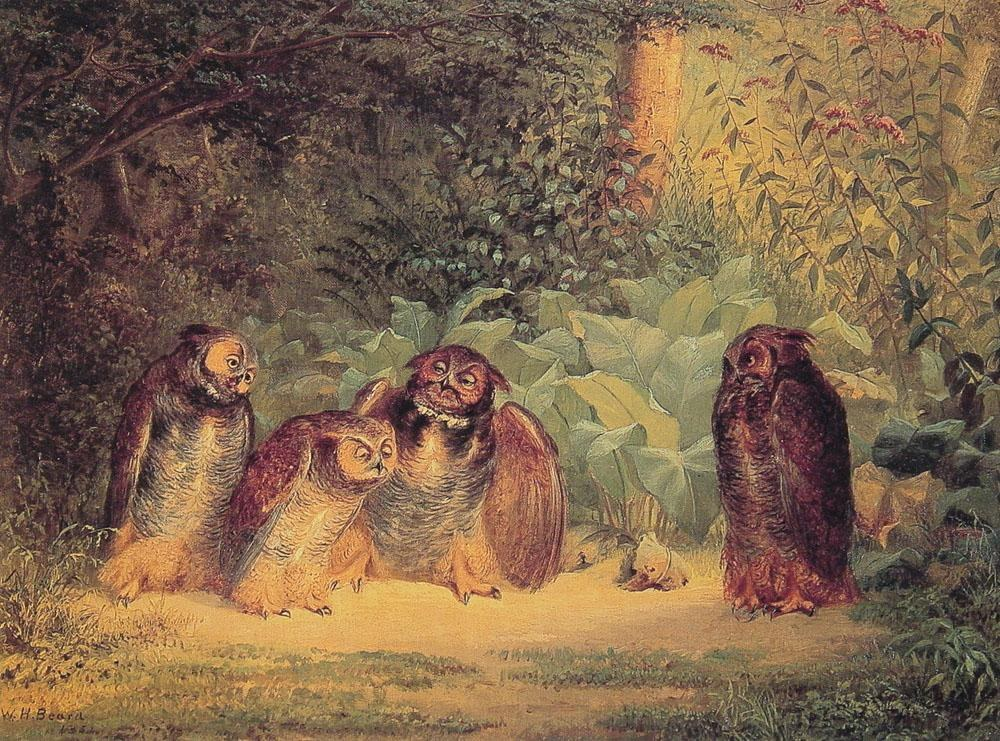 William beard dancing bears painting best paintings for sale for Famous prints for sale